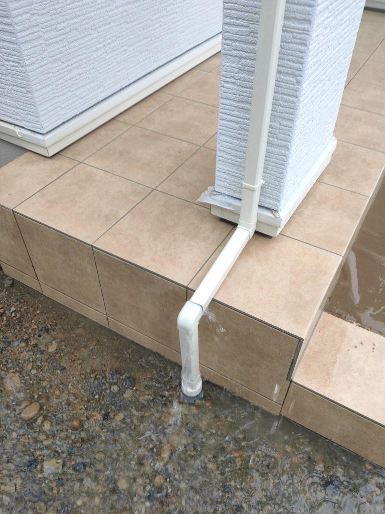 サイホン雨樋