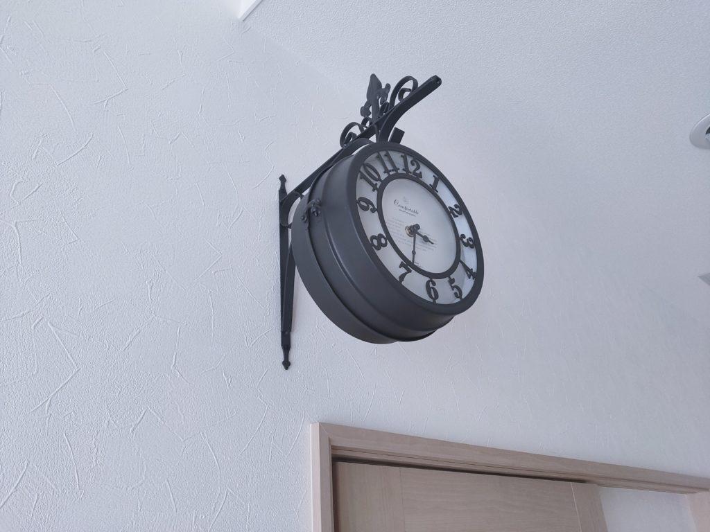 両面時計おすすめ